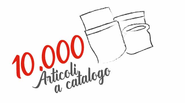 Catalogo packaging per alimenti