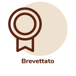 Packaging brevettato