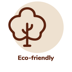 Packaging eco friendly