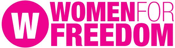 Women for Freedom Logo