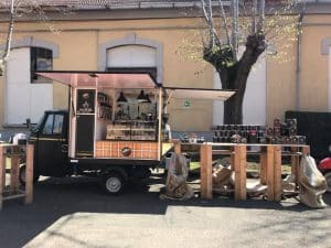 Street Coffee Vergnano