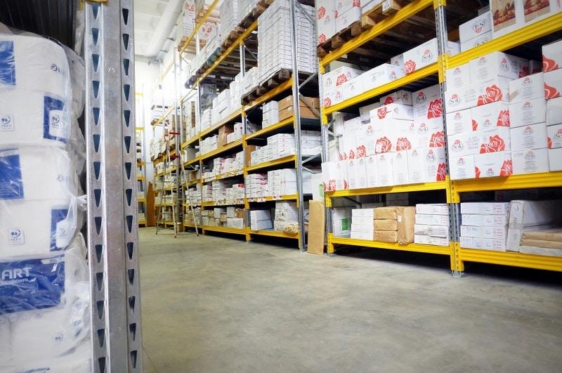 Gualtieri Packaging per alimenti