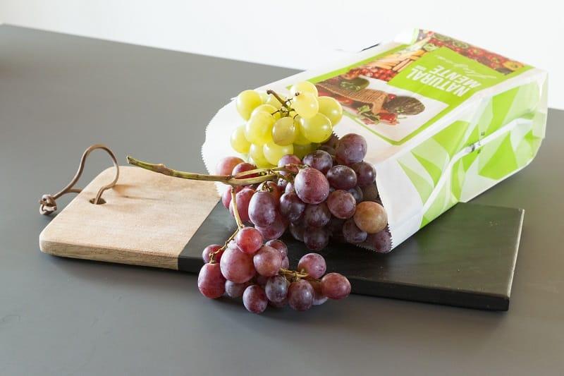 Sacchetto anti umido per la frutta ultra resistente