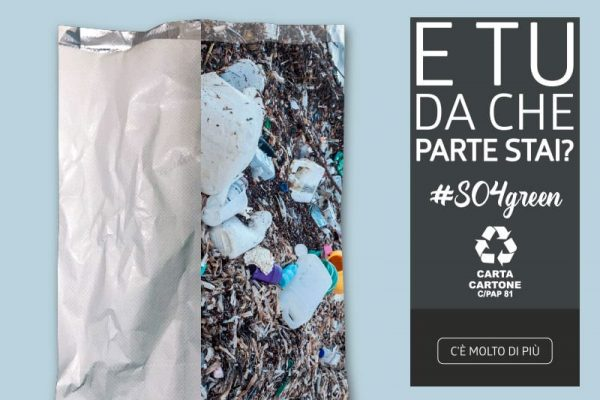 Salvafresco Ideabrill il packaging riciclabile nella carta