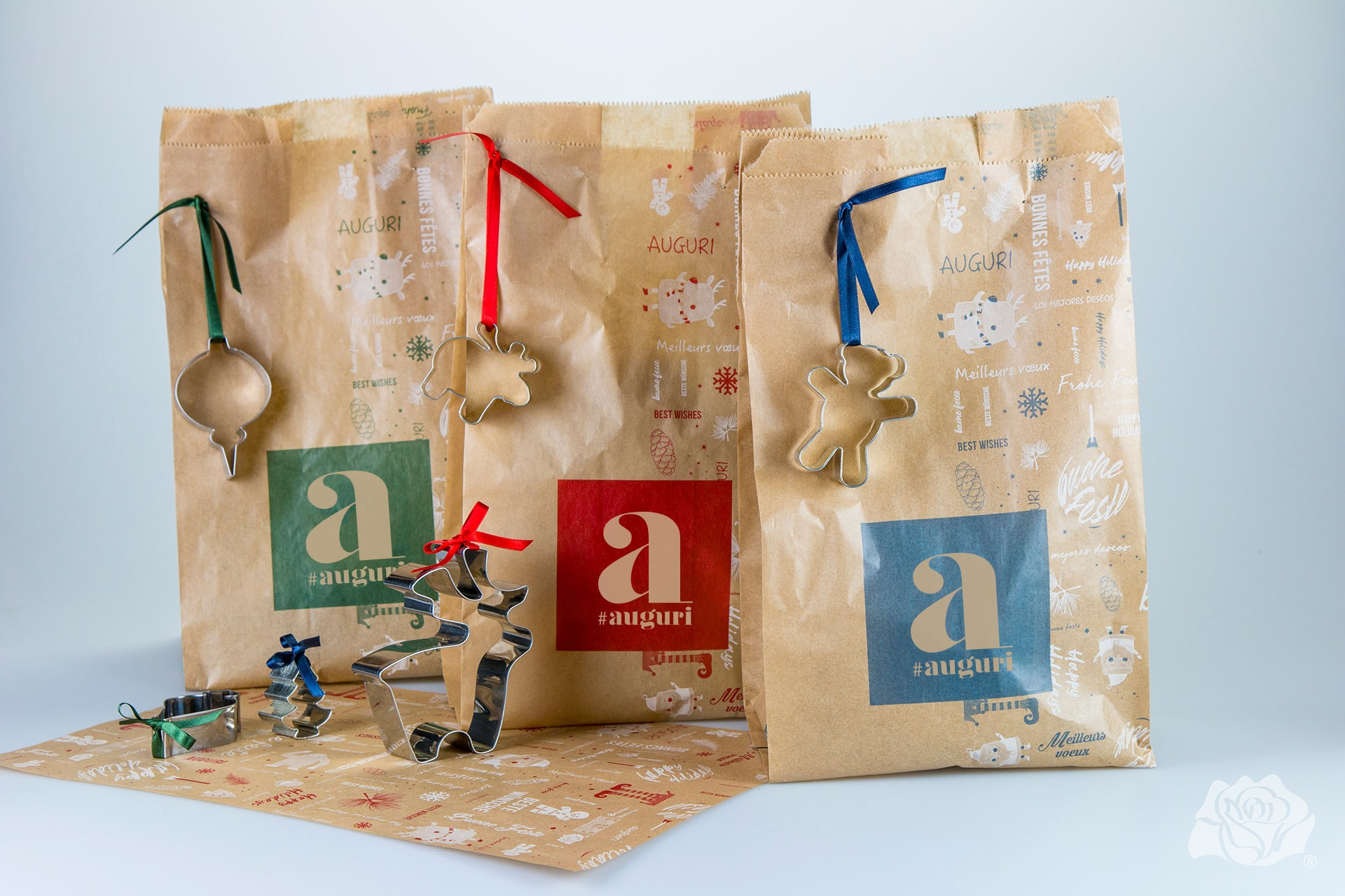 Packaging per alimenti Natale 2019