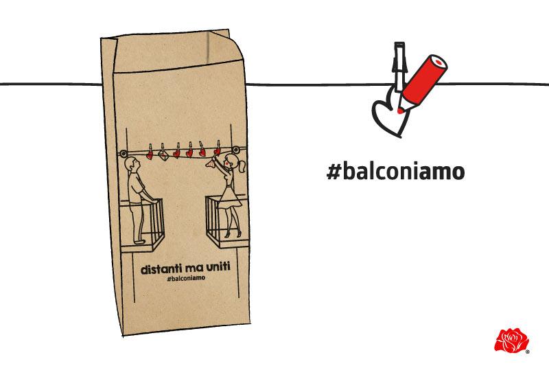 Sacchetto Oleane Balconiamo