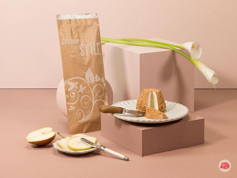 Sacchetto salvafreschezza per conservare il formaggio
